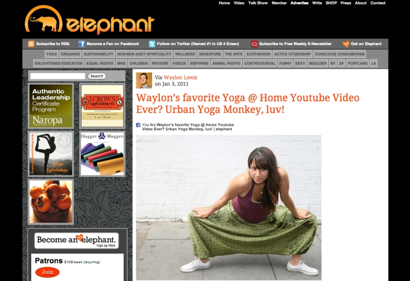 Best yoga video ever