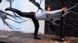 Urban Yoga Warrior 3