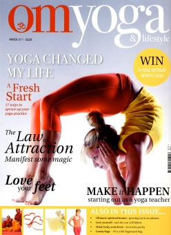 OM Yoga and Lifestyle Magazine