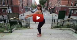 Urban Yoga Video Street Vinyasa
