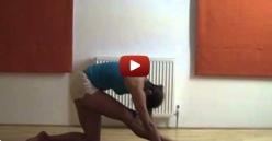 Yoga Hamstring relief