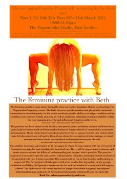 feminine practice with beth