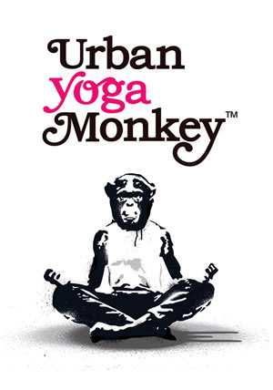 Urban Yoga Monkey