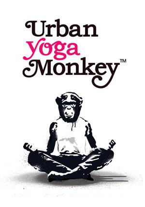 Urban Yoga Monkey