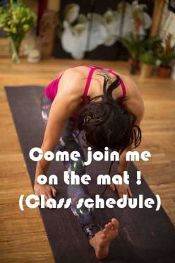 Yoga classes in London